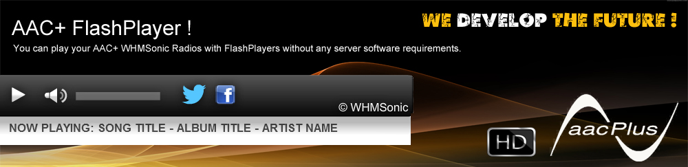 WHMSonic Shoutcast Admin Pro - The Complete Shoutcast